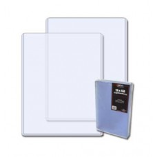 Pack of 20 BCW 9 x 12 - Hard Plastic Topload Photo Holders