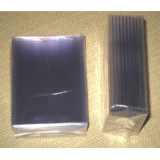Pack of 10 BCW 2.75mm Extra Thick 108pt Card Topload Holders