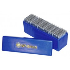 Whitman 20 Graded Coin Slab Deluxe Blue Plastic Storage Box