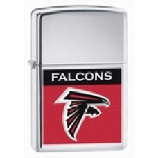 Zippo Lighter 22645 NFL Atlanta Falcons Team Logo