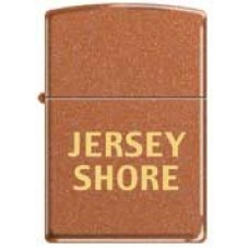 Harvest Bronze Zippo Lighter Jersey Shore