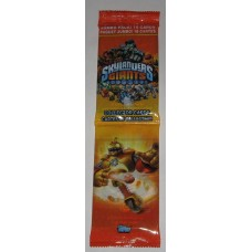 Factory Sealed 18 Card Jumbo Pack 2012 Topps Skylanders Giants Collector Cards
