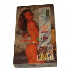 Factory Sealed Unopened Box 1994 Portfolio's Secret Swimsuit Model Trading Cards