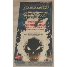 Factory Sealed Box 1992 Marvel Ghost Rider II Spirit of Vengeance Trading Cards