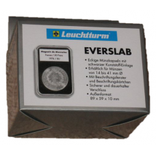 5 Lighthouse EVERSLAB 31mm Graded Coin Slabs US Half Dollar Size