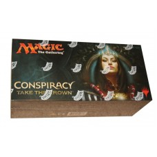 Factory Sealed Booster Box Magic The Gathering Conspiracy Take The Crown MTG CCG