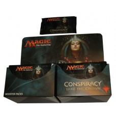 Unopened 15 Card Booster Pack Magic The Gathering Conspiracy Take The Crown MTG