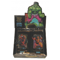 Unopened Pack 1992 Skybox Marvel Masterpieces Collector Trading Cards