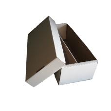 1600Ct Cardboard Baseball / Trading Card Shoe Boxes Bundle / 25