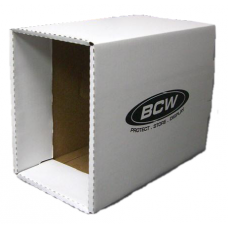 BCW Short Comic Book House Holds Short Comic Box Shell Only