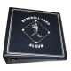 BCW 3 Inch Blue Baseball Card D-Ring Album binder