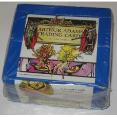 Factory Sealed Box 1989 Comic Images Marvel Comics Arthur Adams Trading Cards