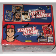 Sealed Unopened 24 Pack Box 2013 Panini Triple Play Baseball Cards