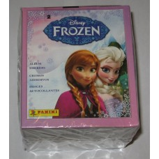 Factory Sealed 50 Pack Box 2013 Panini Disney Frozen Album Stickers