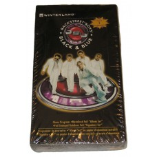 Sealed Box 2000 Winterland Backstreet Boys Black and Blue Trading Cards