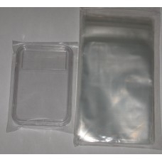 Pack 100 Guardhouse Graded Coin Slab Resealable Clear Soft Poly Protector Bags
