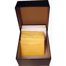 Guardhouse Heavy Duty Black Mint Set Coin Storage Box