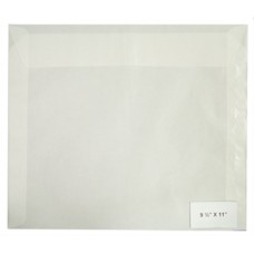 500 Guardhouse #12 Acid Neutral Glassine Stamp Envelopes 9 1/2 x 11 sleeves