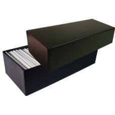 Guardhouse #5 Glassine Stamp Envelope Black Chipboard Storage Box