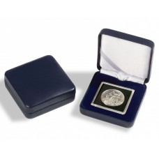 Lighthouse Nobile Q50 Quadrum Single Coin Blue Presentation Box