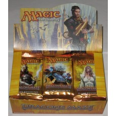Factory Sealed 15 Card Booster Pack Magic The Gathering Dragon's Maze MTG CCG