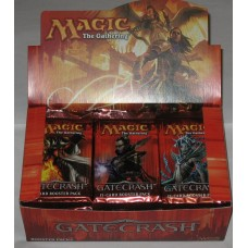 Factory Sealed Unopened 15 Card Booster Pack Magic The Gathering Gatecrash MTG