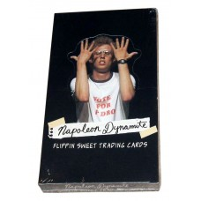 Factory Sealed Box Napoleon Dynamite Flippin Sweet Trading Cards