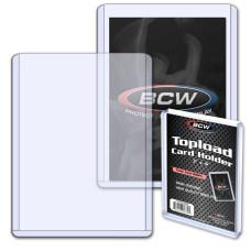 BCW 9mm 360 Point Mega Thick Memorabilia / Jersey / Bat Trading Card Holder